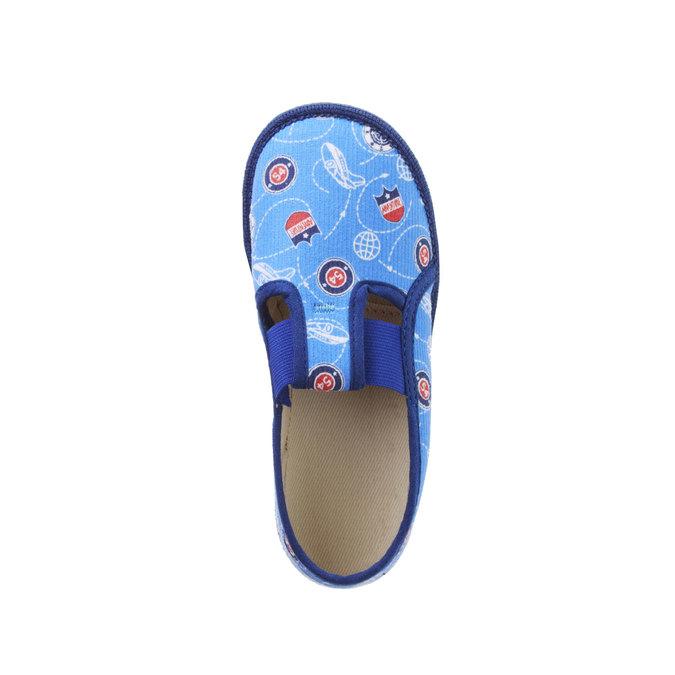 Children's slippers bata, 179-0105 - 19