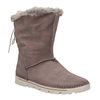 Ladies' winter boots with artificial fur weinbrenner, brown , 596-4334 - 13