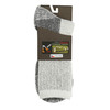 Men's outdoor socks, gray , 919-2316 - 13