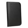 Leather manicure set, black , 944-6205 - 13