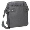 Long strap bag bata, gray , 969-2366 - 13