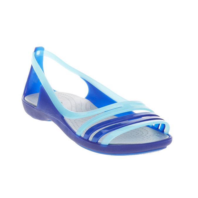 Women's sandals crocs, blue , 571-9014 - 13