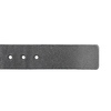 Men's leather belt, black , 954-6196 - 16