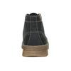 Men's leather winter boots weinbrenner, black , 896-6107 - 16