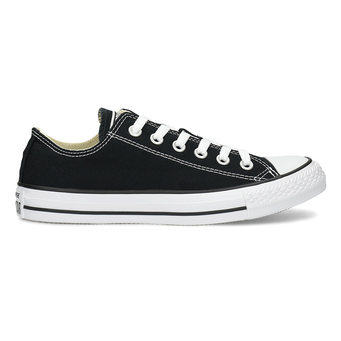 Ladies' tennis shoes converse, black , 589-6279 - 19